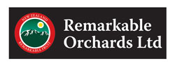 remarkable orchards logo image